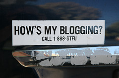 Funny image about blogging